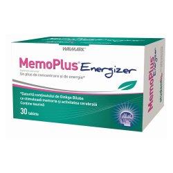 MemoPlus Energizer, 30 tablete, Walmark