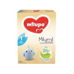 Milumil PreciNutri formula lapte de început, 0-6 luni, 600 g, Milupa