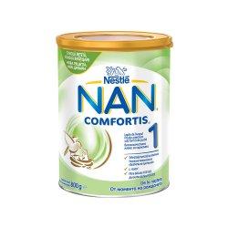 Nan 1 Comfortis lapte de început pentru sugari, 800g, Nestle