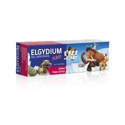 Pasta de dinti pentru copii cu aroma de capsuni Ice Age, 2-6 ani, Elgydium Kids