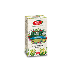 Plantusin, R44, 30 comprimate, Fares