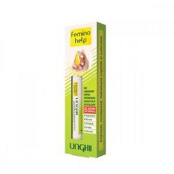 Ser concentrat pentru regenerarea unghiilor și cuticulelor Feminohelp, 2 ml, Zdrovit