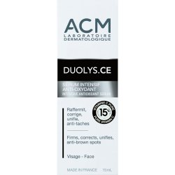 Ser intensiv antioxidant cu vitamina C pura 15% Duolys CE, 15..