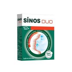 Sinos Duo 12+, 15 capsule, MBA Pharma