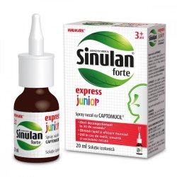 Sinulan Forte Express Junior, 20 ml, Walmark