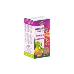 Sirop, Worm End, 100 ml, Ayurmed