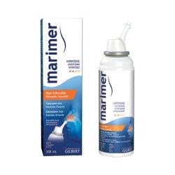 Spray nazal hipertonic Marimer, 100 ml, Gilbert
