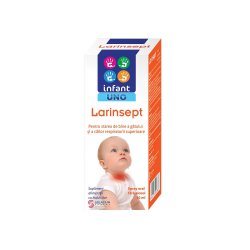 Spray oral Infant Uno Larinsept, 30 ml, Solacium