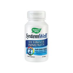 SystemWell Ultimate Immunity Nature`s Way, 30 tablete, Secom
