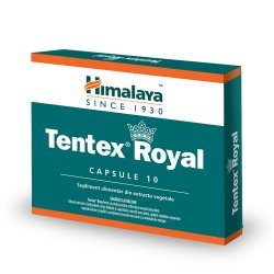 Tentex Royal, 10 capsule, Himalaya
