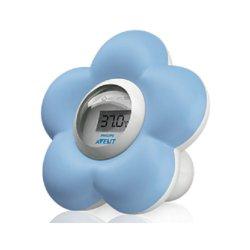 Termometru digital pentru baie si dormitor, SCH550/20, Philips..