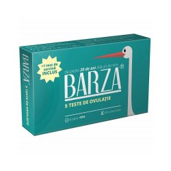 Test de ovulație Barza, 5 benzi, Biotech Atlantic USA