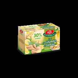 Ceai cu ghimbir si lamai verzi, 20 plicuri, Fares image