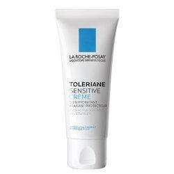 Cremă hidratantă prebiotică pentru ten sensibil Toleriane Sensitive, 40 ml, La Roche-Posay