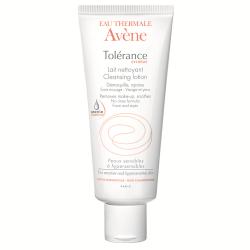Lapte demachiant pentru piele sensibila, alergica si reactiva Tolerance Extreme, 200 ml, Avene