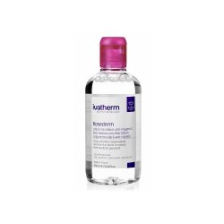 Lotiune micelara anti-roseata Rosederm, 250 ml, Ivatherm