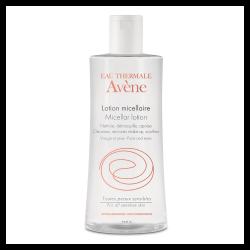 Lotiune micelara pentru ten sensibil, 500 ml, Avene Essentials
