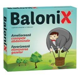 Balonix, 20 comprimate, Fiterman