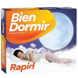 Bien Dormir Rapid, 10 capsule, Fiterman Pharma