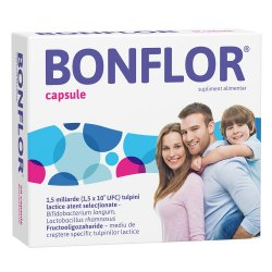Bonflor, 20 capsule, Fiterman Pharma