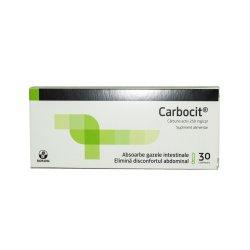 Carbocit , 30 comprimate, Biofarm