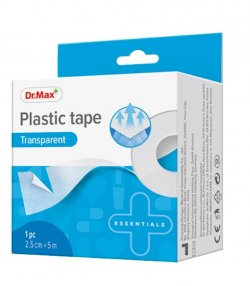 Dr.Max Banda plastic 2,5X5m