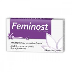 Feminost, 56 comprimate, Natur Produkt