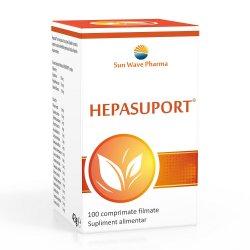 Hepasuport, 100 comprimate, Sun Wave Pharma