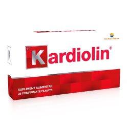 Kardiolin, 28 comprimate filmate , Sun Wave Pharma