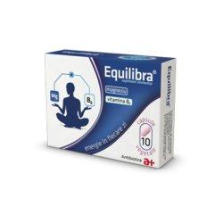 Magneziu + vitamina B6, Equilibra, 60 capsule, Antibiotice SA