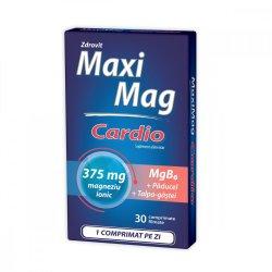 MaxiMag Cardio 375 mg, 30 comprimate, Zdrovit
