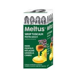 Meltus sirop pentru adulti , 100 ml, Solacium Pharma