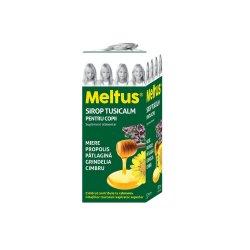Meltus Tusicalm sirop pentru copii ,100 ml, Solacium Pharma