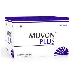 Muvon Plus, 30 plicuri, Sun Wave Pharma