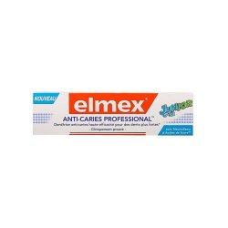 Pastă de dinți anticarie Professional Junior 6-12 ani, 75 ml, Elmex