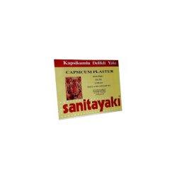 Plasture antireumatic cu ardei, 1 buc, Sanitayaki