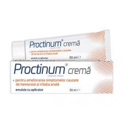 Proctinum cremă, 30 ml, Zdrovit