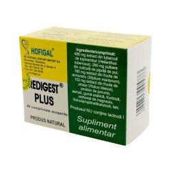 Redigest Plus, 40 comprimate, Hofigal
