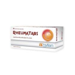 Rheumatabs, 30 comprimate masticabile, Hyllan
