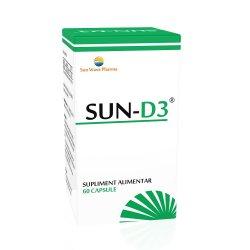 Sun-D3, 60 capsule, Sun Wave Pharma