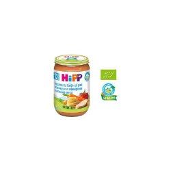 Piure cu legume, tăiței și pui, +12luni, 220 g, Hipp image
