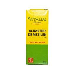 Albastru de metilen 1%, 25 g, Vitalia image