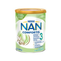 Nan 3 Comfortis lapte de continuare, 1-2 ani, 800g, Nestle