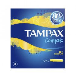 Tampax Regular Single 8 Bucati, Procter& Gamble image
