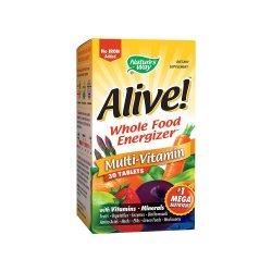 Alive Nature`s Way, 30 tablete, Secom