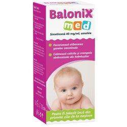 Balonix Med Emulsie, 50 ml, Fiterman Pharma