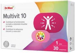 Dr.Max Multivit10 30cpr