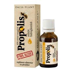 Extract natural de propolis fără alcool, 20 ml, Dacia Plant
