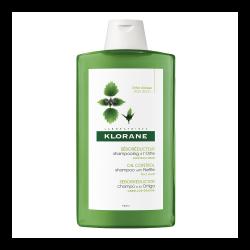 Șampon cu extract de urzică pentru reglarea sebumului, 400 ml, Klorane