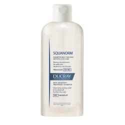 Sampon tratament anti-matreata uscata Squanorm, 200 ml, Ducray